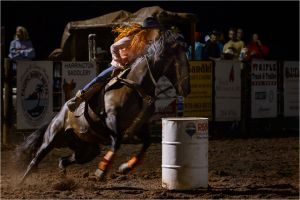 Into The Light: Carbondale Wild West Rodeo